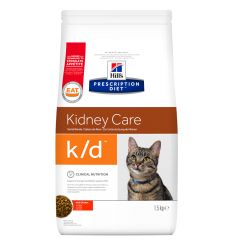 Hill's - Trockenfutter - Prescription Diet Feline Kidney Care k/d mit Huhn
