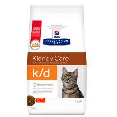 Hill's - Trockenfutter - Prescription Diet Feline Kidney Care k/d mit Huhn