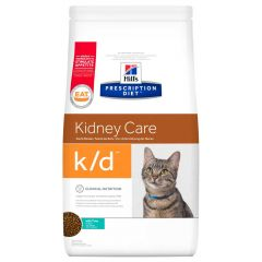 Hill's - Trockenfutter - Prescription Diet Feline Kidney Care k/d mit Thunfisch