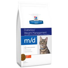 Hill's - Trockenfutter - Prescription Diet Feline Diabetes/Weight Management m/d Huhn