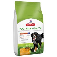 Hill's - Trockenfutter - Science Plan Canine Adult 5+ Youthful Vitality Large mit Huhn & Reis