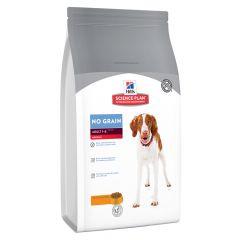 Hill's - Trockenfutter - Science Plan Canine Adult No Grain mit Huhn (getreidefrei)