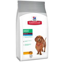 Hill's - Trockenfutter - Science Plan Canine Adult Perfect Weight Medium mit Huhn