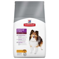 Hill's - Trockenfutter - Science Plan Canine Adult Sensitive Stomach & Skin mit Huhn