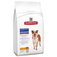 Hill's - Trockenfutter - Science Plan Canine Mature Adult 7+ Active Longevity Medium mit Huhn