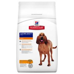 Hill's - Trockenfutter - Science Plan Canine Mature Adult 7+ Light Medium mit Huhn