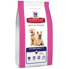 Hill's - Trockenfutter - Science Plan Canine Mature Adult 7+ Small & Miniature