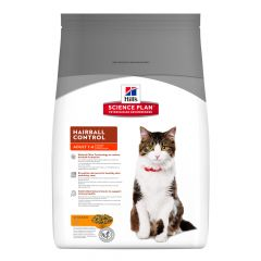 Hill's - Trockenfutter - Science Plan Feline Adult Hairball Control Huhn