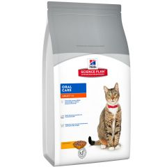 Hill's - Trockenfutter - Science Plan Feline Adult Oral Care Huhn