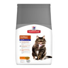 Hill's - Trockenfutter - Science Plan Feline Mature Adult 7+ Hairball Control Huhn