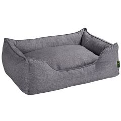 Hunter - Hundesofa - Boston grau