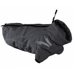 Hurtta - Hundebekleidung - Hundemantel Frost Jacket granit 35cm