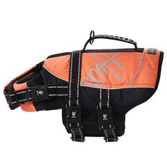 Hurtta - Hundeschwimmweste - Lifeguard orange 10-20 kg
