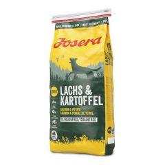 Josera - Trockenfutter - Nature Lachs & Kartoffel (getreidefrei)