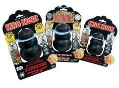 Kong - Hundespielzeug - Extreme Schwarz Gr. S