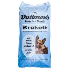 Vollmer's - Trockenfutter - Krokett