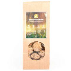 Natural - Kausnack - Knusperkugeln Lamm (getreidefrei)