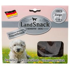 LandFleisch - Hundesnack - LandSnack Sensitive Ziege (getreidefrei)