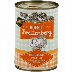 Hofgut Breitenberg - Nassfutter - Breitenberger Putentopf (getreidefrei)