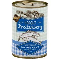 Hofgut Breitenberg - Nassfutter - Lachsterrine Nach Tante Adelheid (getreidefrei)