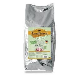 LandFleisch - Trockenfutter - Softbrocken mit Ente (getreidefrei)