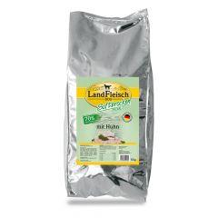 LandFleisch - Trockenfutter - Softbrocken mit Huhn