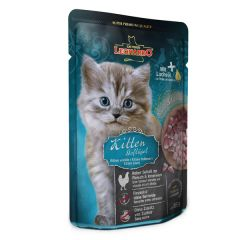 Leonardo - Nassfutter - Finest Selection Kitten Geflügel (getreidefrei)