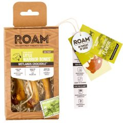 Roam Pet Treats - Hundesnack - Krokodil Kauknochen Little Warrior Bone (getreidefrei)
