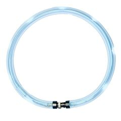 LumiVision - Hundehalsband - Leuchthalsband mit LEDs in blau-60