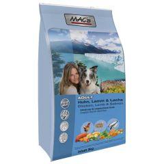 Mac's - Trockenfutter - Adult Huhn, Lamm & Lachs (getreidefrei)