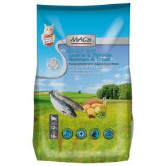 Mac's - Trockenfutter - Adult Lachs und Forelle (getreidefrei)