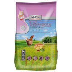 Mac's - Trockenfutter - Kitten Geflügel und Shrimps (getreidefrei)