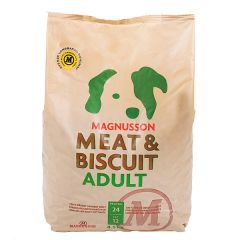 Magnusson - Trockenfutter - Meat and Biscuit Adult