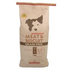 Magnusson - Trockenfutter - Meat & Biscuit Grainfree (getreidefrei)