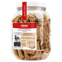 Mera - Hundesnack - Pure Sensitive Goody Snacks Truthahn & Reis