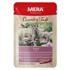 Mera - Nassfutter - Country Taste Ente (getreidefrei)