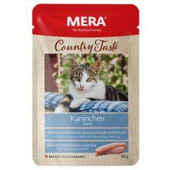 Mera - Nassfutter - Country Taste Kaninchen (getreidefrei)