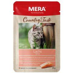 Mera - Nassfutter - Country Taste Lachs (getreidefrei)
