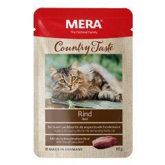 Mera - Nassfutter - Country Taste Rind (getreidefrei)