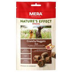 Mera - Kausnack - Nature's Effect Crunchy Nuggets Rind (getreidefrei)
