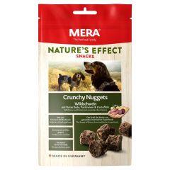Mera - Kausnack - Nature's Effect Crunchy Nuggets Wildschwein (getreidefrei)