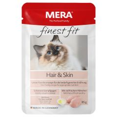 Mera - Nassfutter - Finest Fit Hair & Skin (getreidefrei)