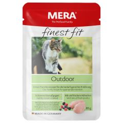 Mera - Nassfutter - Finest Fit Outdoor (getreidefrei)
