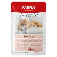 Mera - Nassfutter - Finest Fit Sterilized (getreidefrei)