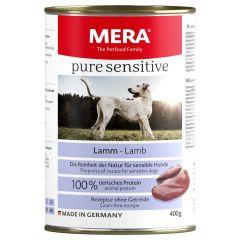 Mera - Nassfutter - Pure Sensitive Lamm (getreidefrei)