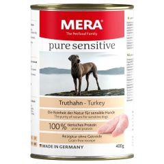 Mera - Nassfutter - Pure Sensitive Truthahn (getreidefrei)
