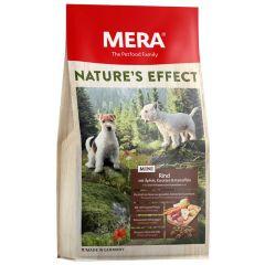 Mera - Trockenfutter - Nature's Effect Mini Rind mit Äpfeln, Karotten und Kartoffeln (getreidefrei)