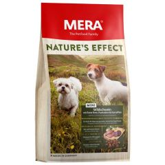 Mera - Trockenfutter - Nature's Effect Mini Wildschwein mit Rote Bete, Pastinaken und Kartoffeln 3kg (getreidefrei)