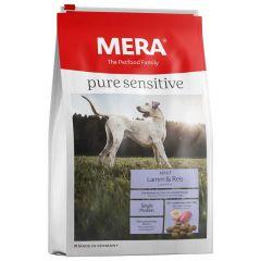 Mera - Trockenfutter - Pure Sensitive Adult Lamm & Reis 12,5kg