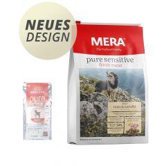 Mera - Trockenfutter - Pure Sensitive Fresh Meat Adult Huhn & Kartoffel High Protein 12,5kg (getreidefrei)